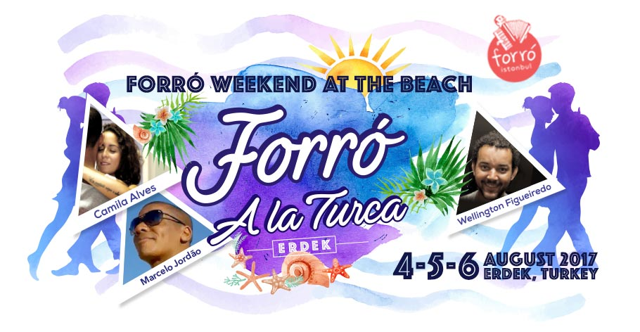Don't Miss it! Forró Weekend At The Beach